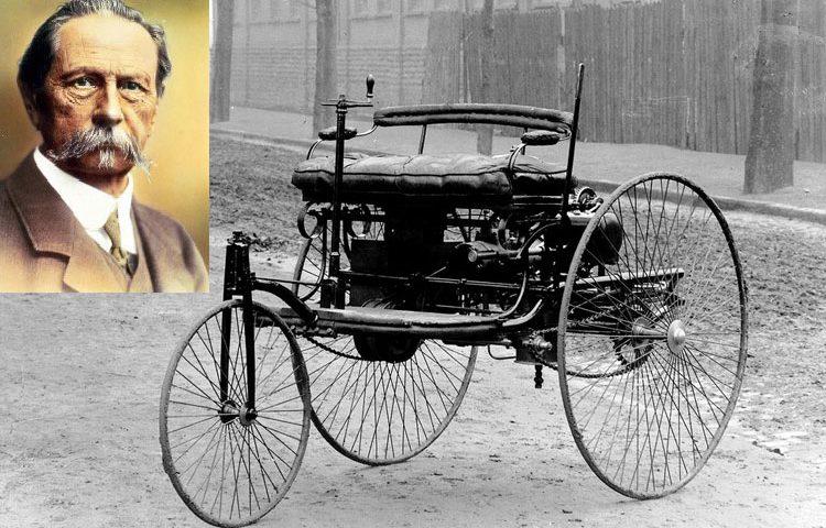 کارل بنز ; چهره شناخته شده مکانیک خودرو