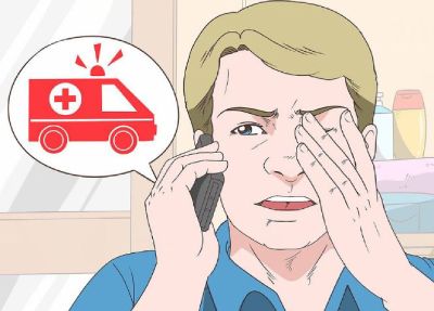 علل سرطان چشم،نشانههای سرطان چشم