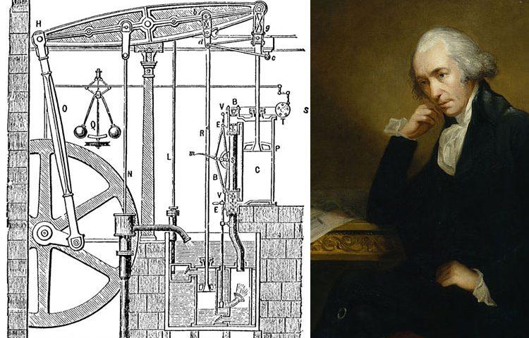 جیمز وات ، پدر انقلاب صنعتی