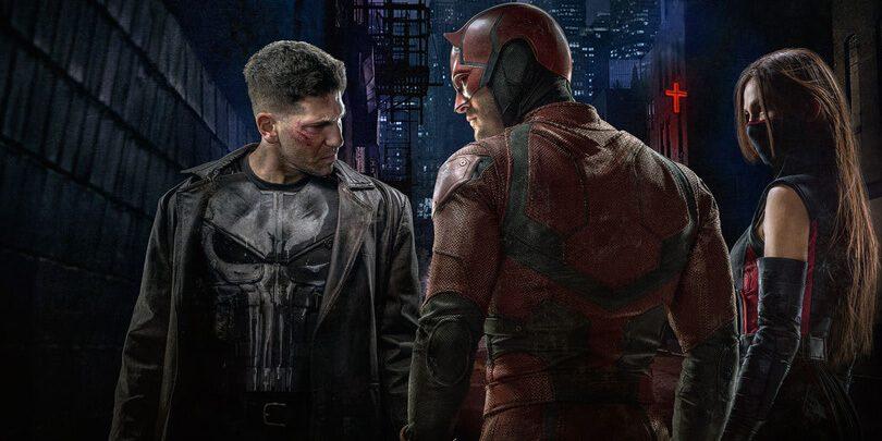 دانلود سریال بی باک – Daredevil