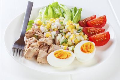 خواص تخم مرغ، کالری تخم مرغ