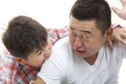رفتار مناسب با کودک پرخاشگر
