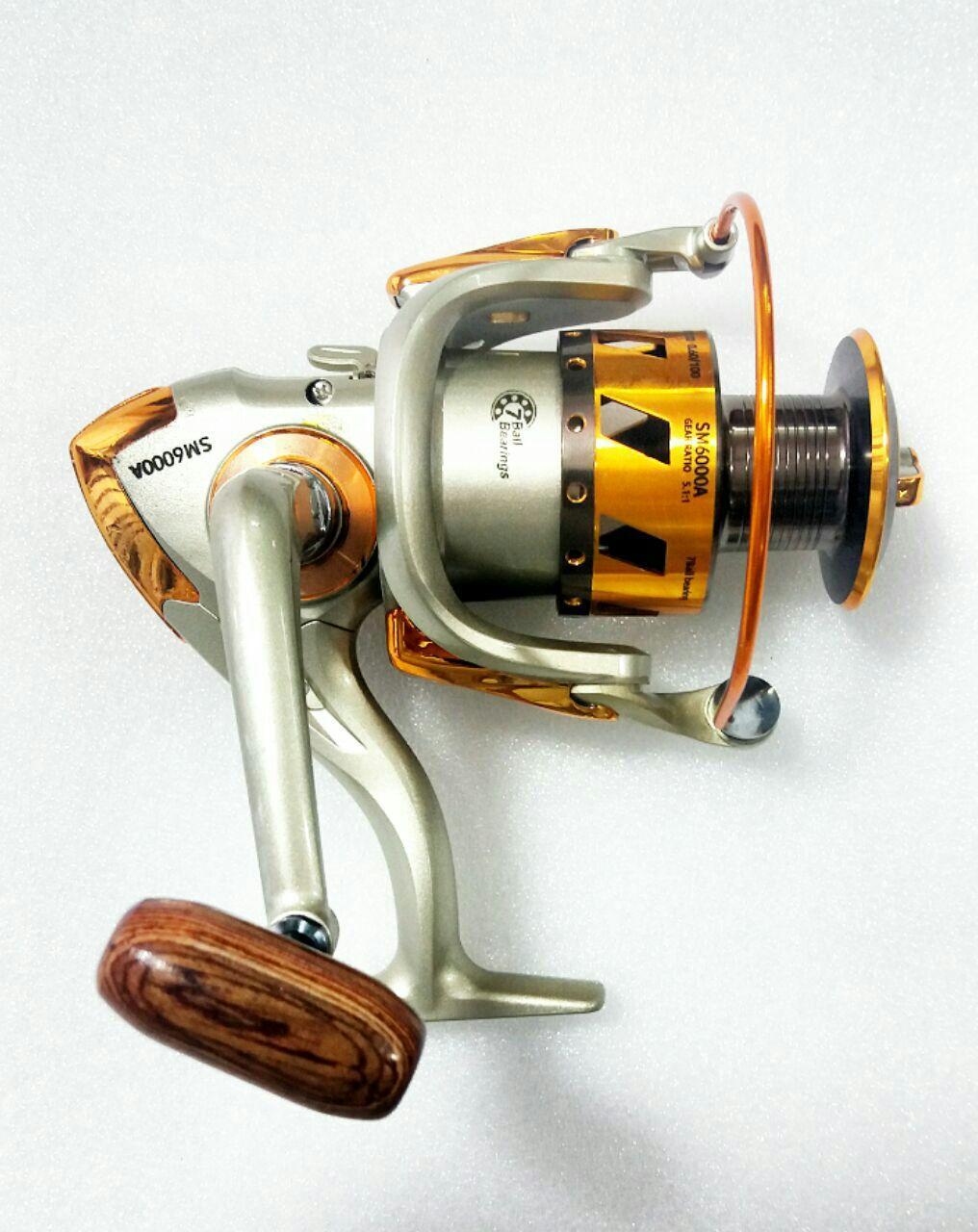 چرخ ماهیگیری SM6000