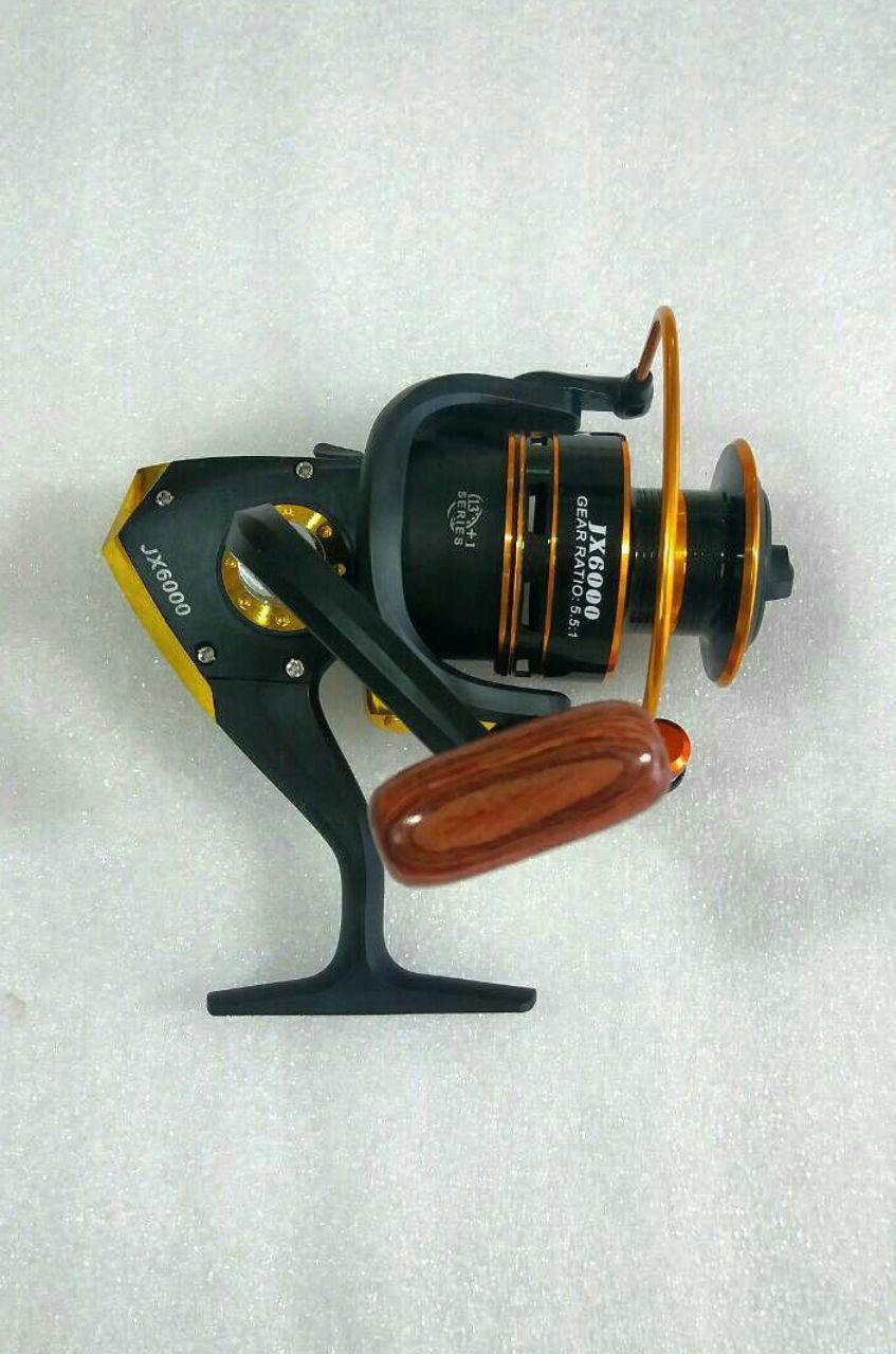 چرخ ماهیگیری gx6000
