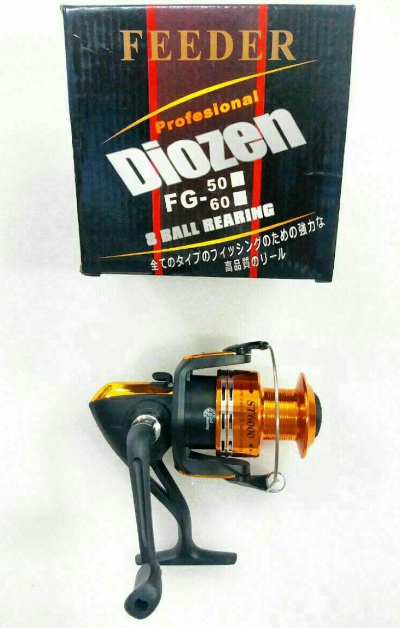 چرخ ماهیگیری ST6000A
