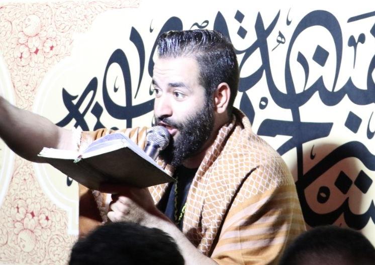 دانلود عکس و والپيپر HD | کربلایی هادی گلستانی فاطمیه دوم 7 بهمن 1398