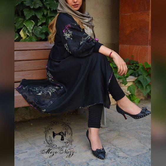 مدل مانتوی جدید برای عید ۹۹