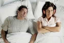 چرا در خواب خروپف مي کنيم؟