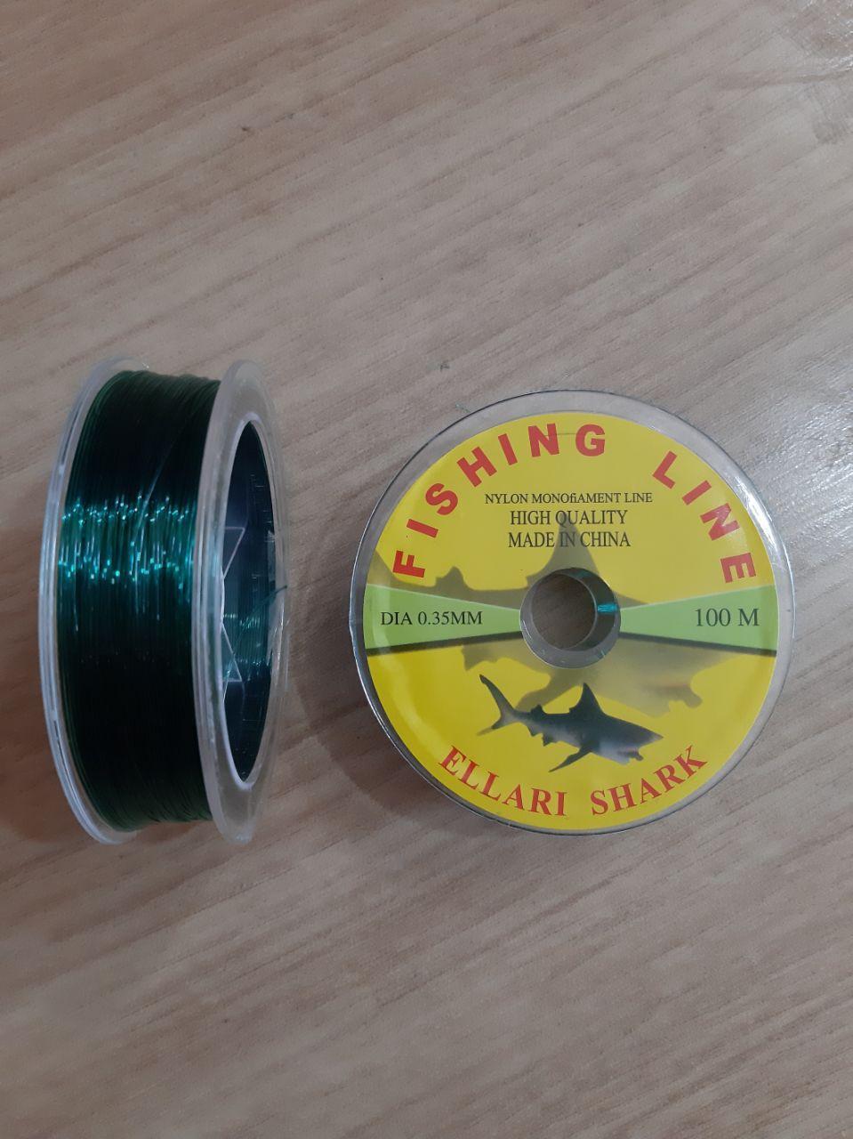 نخ ماهیگیری ELLARI SHARK