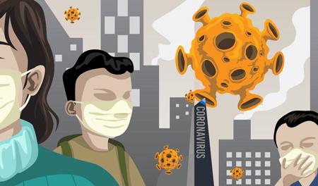 نشانه های ویروس کرونا ،علایم ویروس کرونا