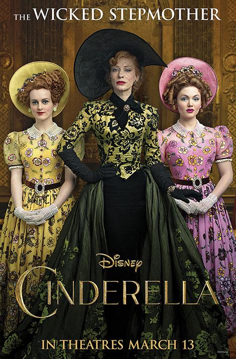 دانلود فیلم خارجی سیندرلا Cinderella 2015 با لینک مستقیم