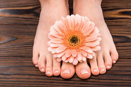 شستن پاها ، فواید شستن پا
