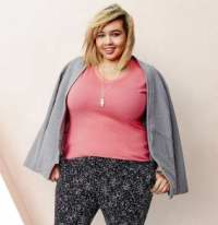 خانم هاي چاق چگونه لباس بپوشند؟