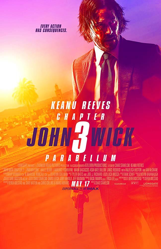 John Wick: Chapter 3 – Parabellum 2019