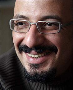 امیر جعفری در جشن حافظ همسرش را بوسید !+عکس