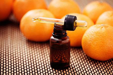 خواص روغن پرتقال