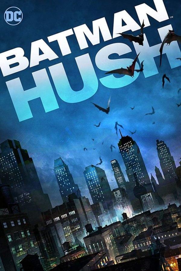 Batman: Hush 2019