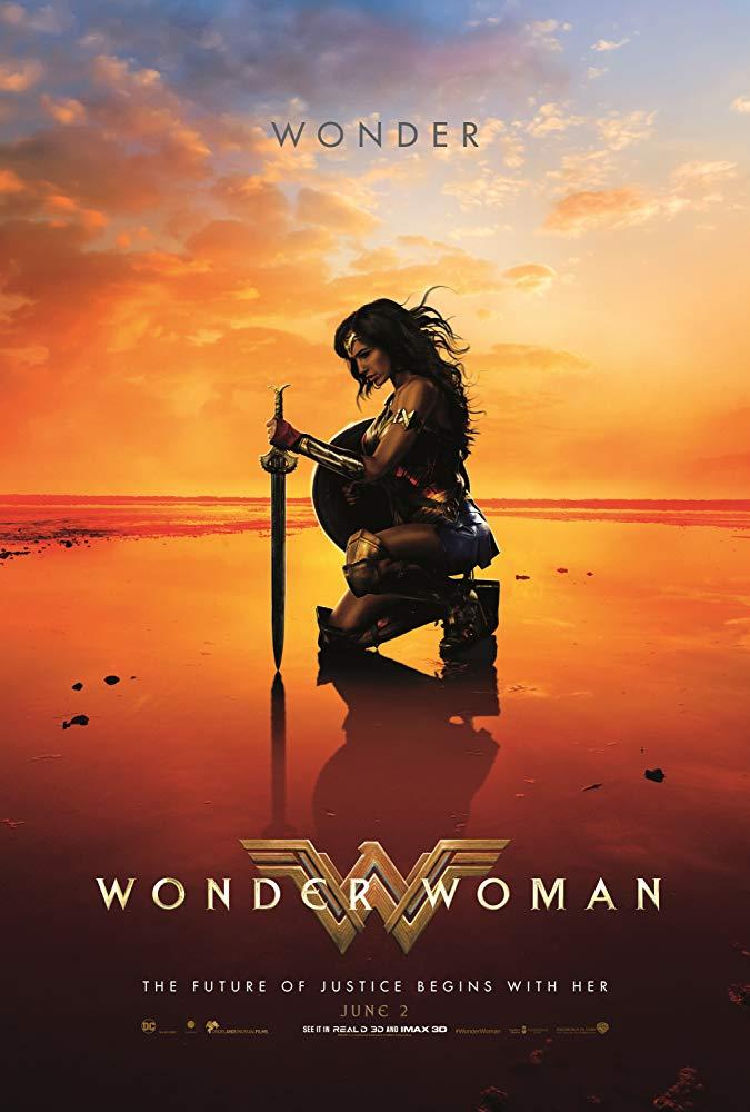 Wonder Woman 2017