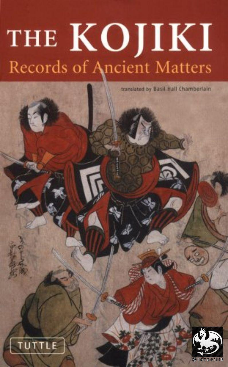 کوجیکی کتاب اساطیر ژاپن