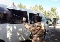 برگزاري رزمايش مبارزه با ويروس کرونا در کردستان