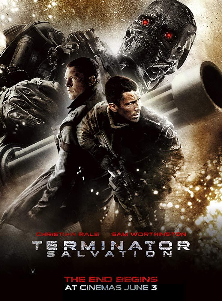 Terminator Salvation 2009