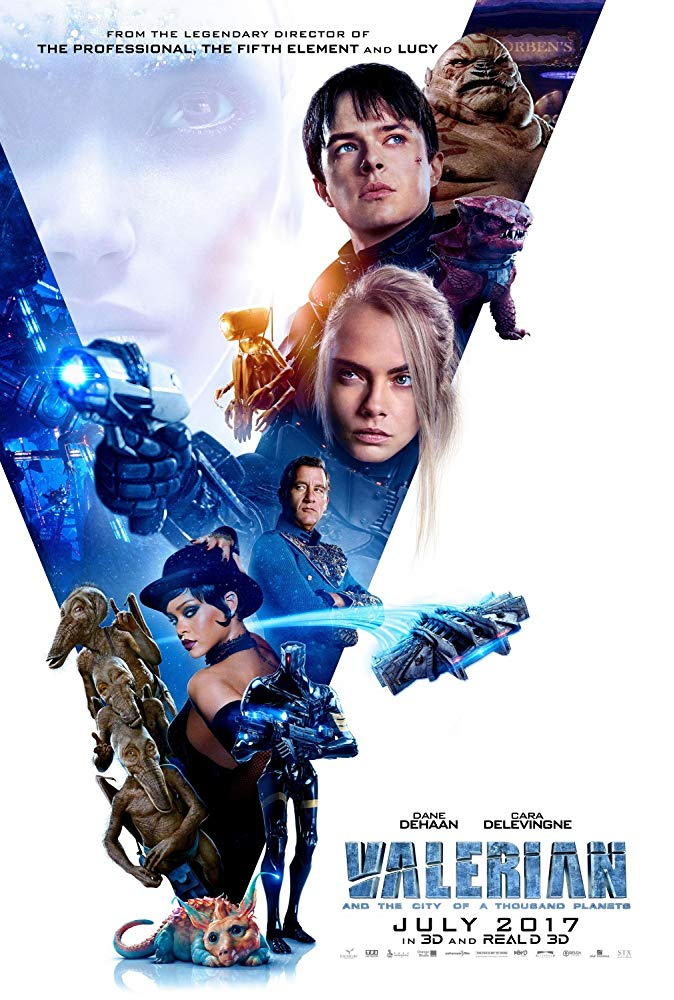 Valerian and the City of a Thousand Planets 2017