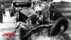 اولين تصادف رانندگي که در جهان اتفاق افتاد