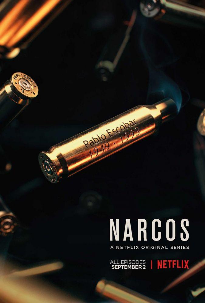 دانلود سریال Narcos