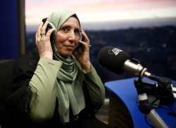 اولين زن مسلمان در پارلمان اسرائيل