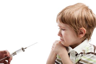 علل ترس از آمپول در کودک،پیشگیری از ترس از آمپول در کودک