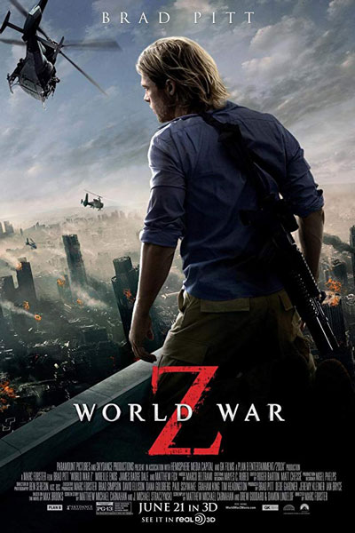 دانلود زیرنویس فارسی فیلم world war Z