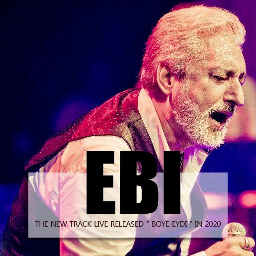 Ebi - Boye Eydi (Live) - دانلود اجرای زنده ابی به نام بوی عیدی