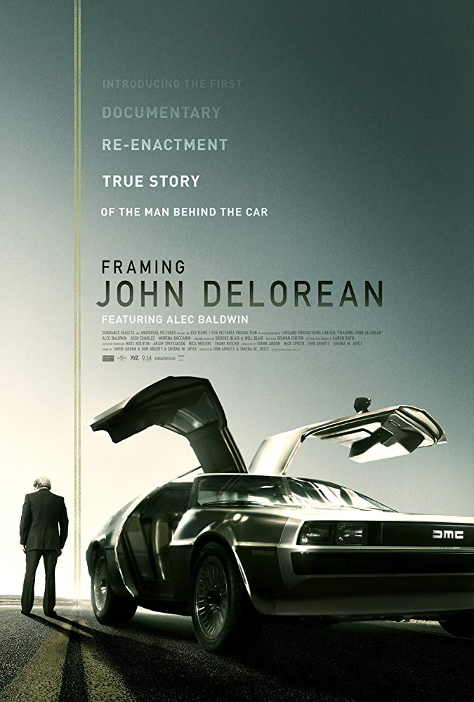 Framing John DeLorean 2019