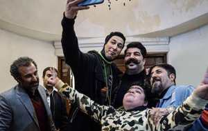 عکس بهنام باني در پايتخت شش