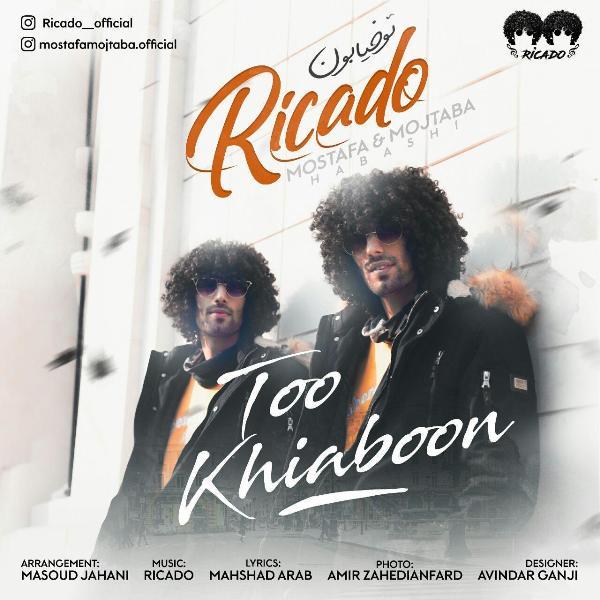دانلود آهنگ گروه ریکادو بنام توو خیابون