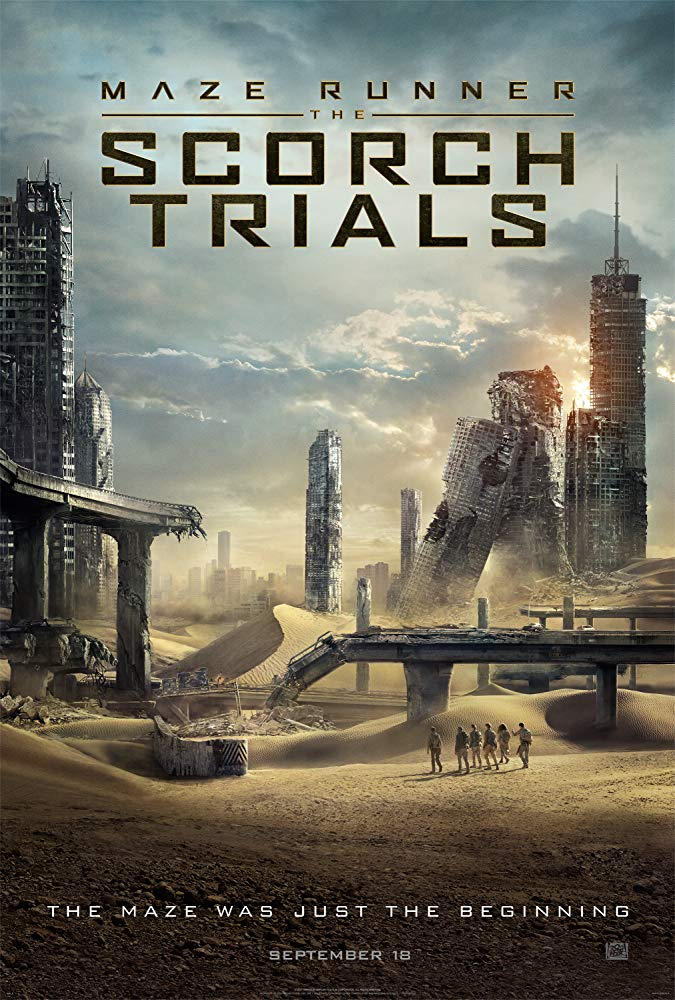 Maze Runner: The Scorch Trials 2015