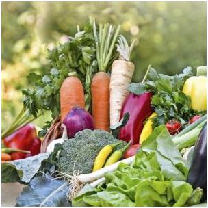 انواع سبزیجات دارای ویتامین B