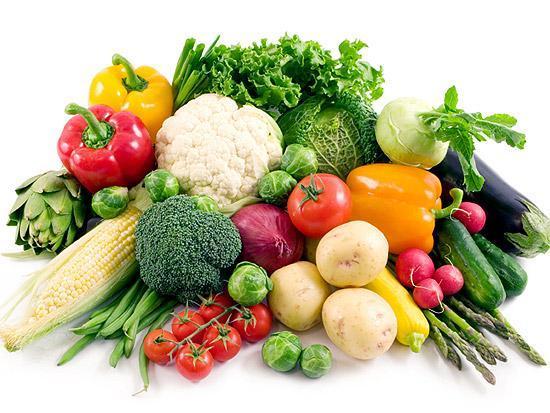 خواص و فواید مصرف روزانه سبزیجات