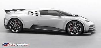 رونالدو اين خودرو را مي خواهد بخرد