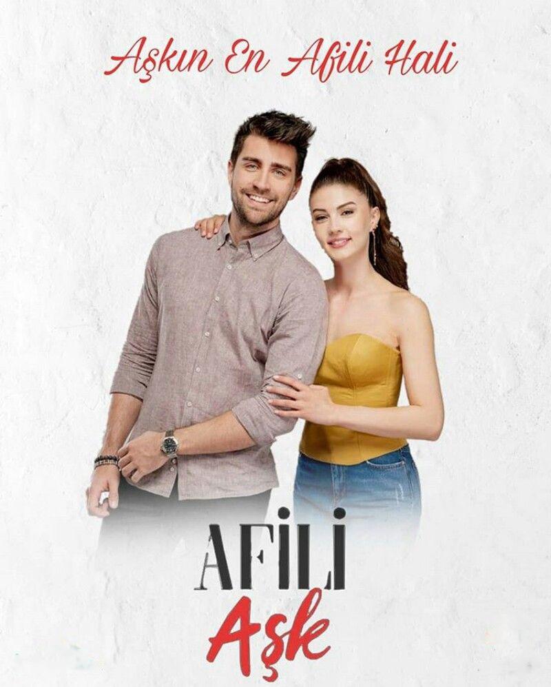 دانلود رایگان سریال Afili Ask + زیرنویس فارسی چسبیده محصول Kanal D