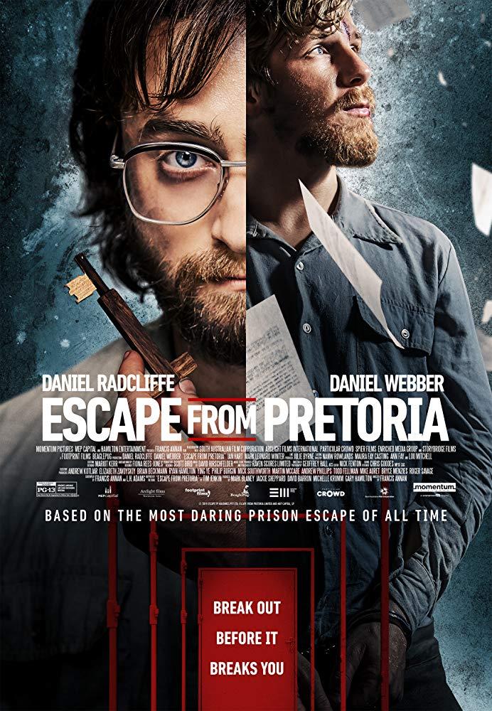 دانلود زیرنویس فارسی فیلم Escape from Pretoria 2020