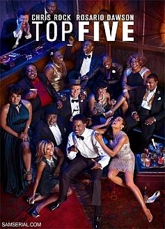 دانلود فیلم عاشقانه و کمدی (TOP FIVE (2014