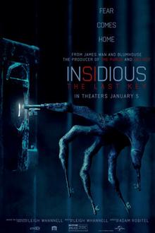 دانلود رایگان فیلم Insidious: The Last Key 2018