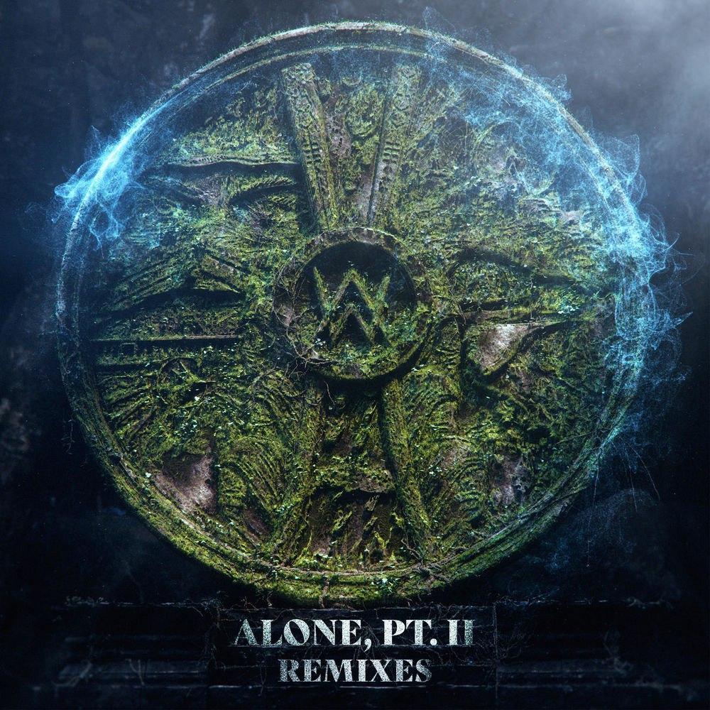 دانلود آلبوم ریمیکس تک آهنگ Alan Walker و Ava Max به نام Alone, Pt. II