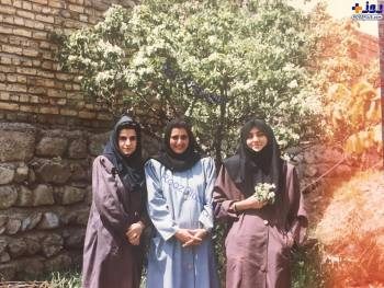 عکس خيلي قديمي از سوسن حسني دخت