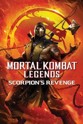 دانلود رایگان انیمیشن Mortal Kombat Legends Scorpions Revenge 2020