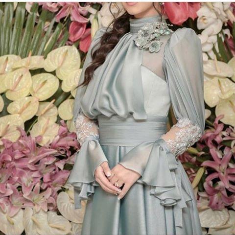 مدل لباس مجلسی بلند زنانه 99