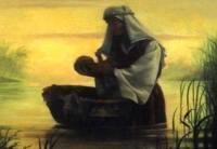 ماجراي پيدا شدن سبد حضرت موسي