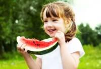 فوايد هندوانه براي کودکان