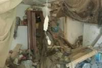 انفجار گاز دو منزل مسکوني در بيرجند را تخريب کرد